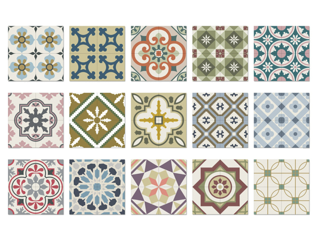 Leroy merlin baos azulejos beautiful excellent simple for Suelo hidraulico antiguo